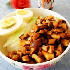 香菇肉酱饭的做法