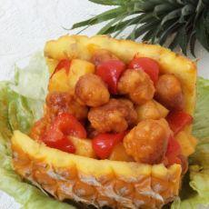 菠萝咕�K肉