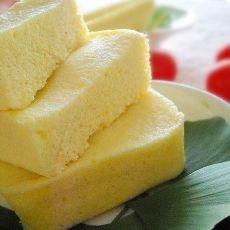 微波之蜂蜜玉米蛋糕的做法