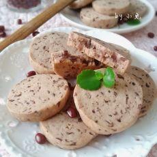 古早味豆沙饼干的做法