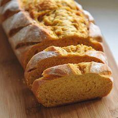 红糖南瓜面包的做法