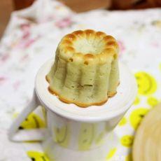 香蕉乳酪小蛋糕的做法