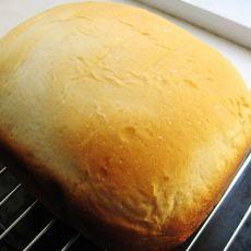 面包机版低脂酸奶吐司