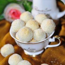 蛋白椰茸球