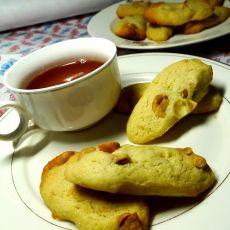 花生香酥饼干