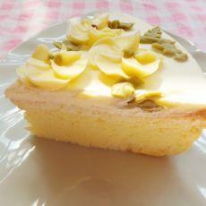 戚风裱花蛋糕