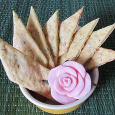 培根香葱薄饼