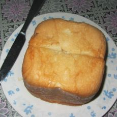 面包机版蜂蜜面包的做法