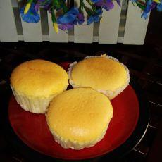 乳酪纸杯蛋糕