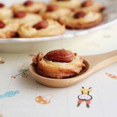 巴旦木曲奇饼的做法