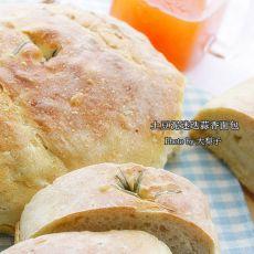 土豆泥迷迭蒜香面包