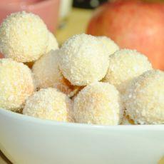 蛋白椰蓉球