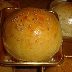 汉堡面包胚的做法