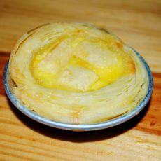 自制苹果葡式蛋挞