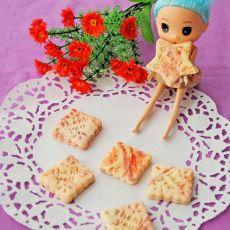 大理石花纹饼干