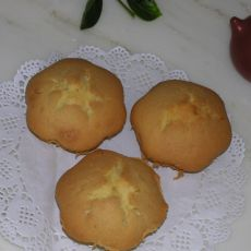 香香的黄油小蛋糕的做法