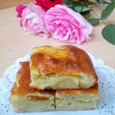 苹果蛋糕布丁
