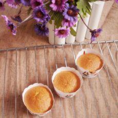 全蛋纸杯海绵蛋糕