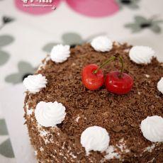 黑森林奶油蛋糕