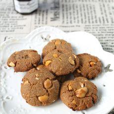 浓香花生味――花生酱小饼干