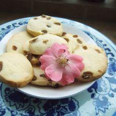 葡萄干饼干