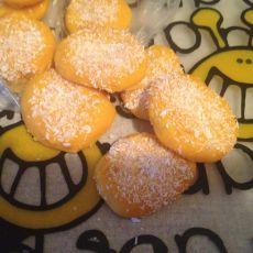 南瓜软饼干