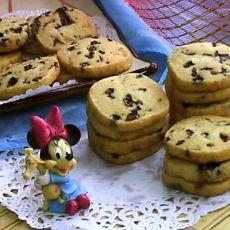 黑加仑葡萄饼干的做法