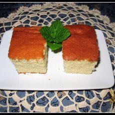 润版全蛋海绵蛋糕的做法