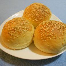 65度C汤种小面包的做法