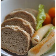 燕麦黑麦面包