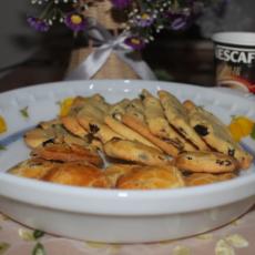 葡萄奶酥饼干