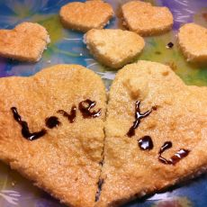 椰蓉蛋白饼干