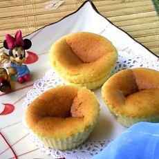 舒芙蕾乳酪小蛋糕