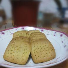 全麦香酥饼干的做法