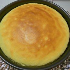 百香果乳烙蛋糕