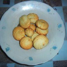 蛋白曲奇饼