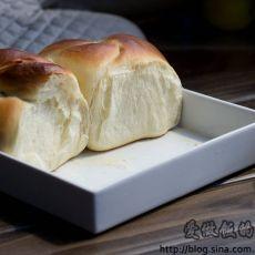 老式面包——母亲节做给妈妈吃的做法
