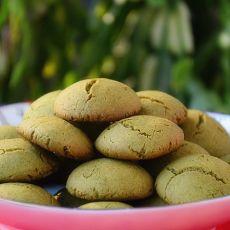 抹茶小酥饼
