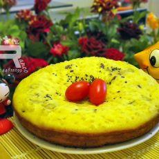 甜蜜枣花蛋糕的做法
