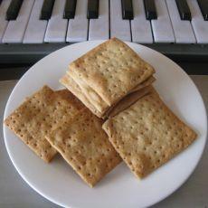 酥脆饼干的做法