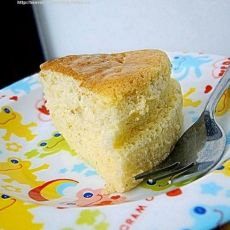 香芋芝士蛋糕