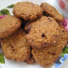 红糖燕麦小饼