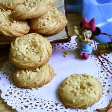 花生油蛋白脆饼的做法