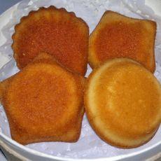 猪油马德琳蛋糕