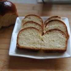 椰浆面包的做法