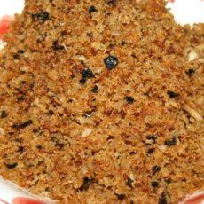 海苔肉酥的做法