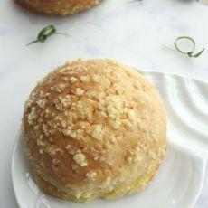 酥粒芝士面包