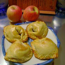苹果酥巾包