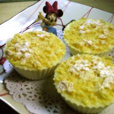 椰味奶酪蛋糕的做法