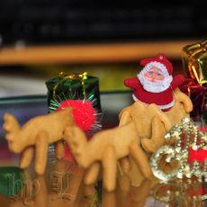 3D立体圣诞饼干